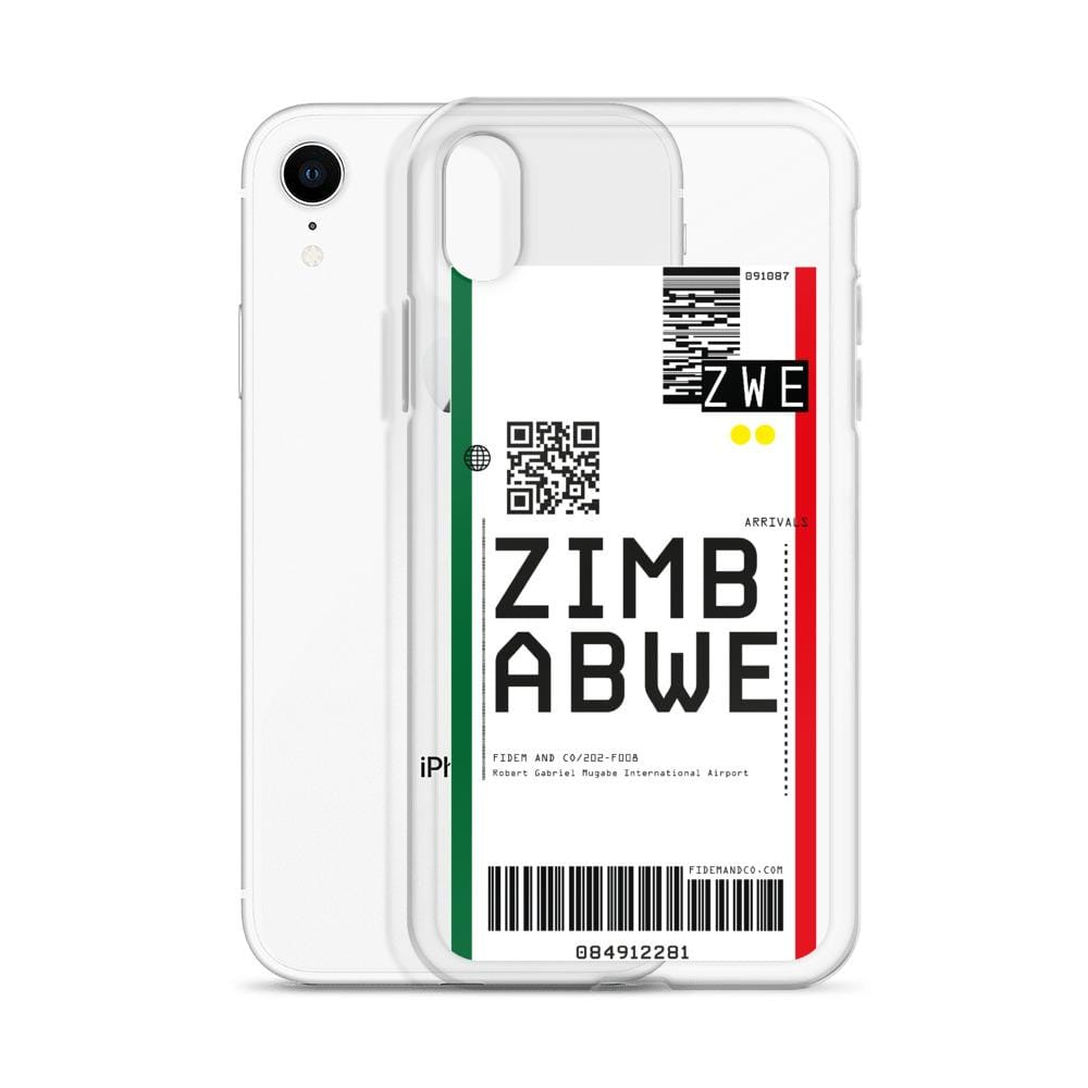 Zimbabwe Flight Case
