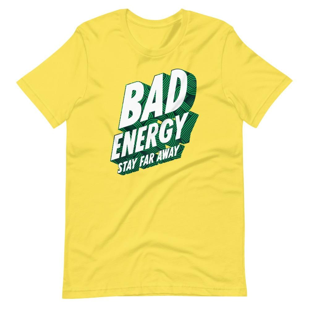 Bad Energy Unisex T-Shirt