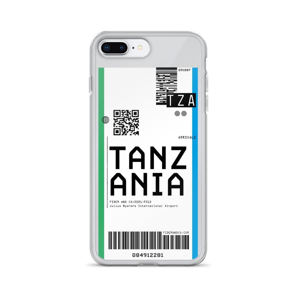 Tanzania Flight Ticket Case