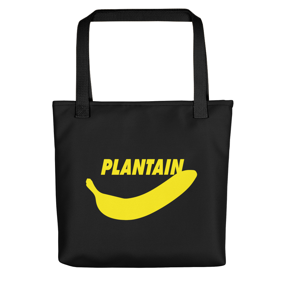 Plantain Logo Tote bag