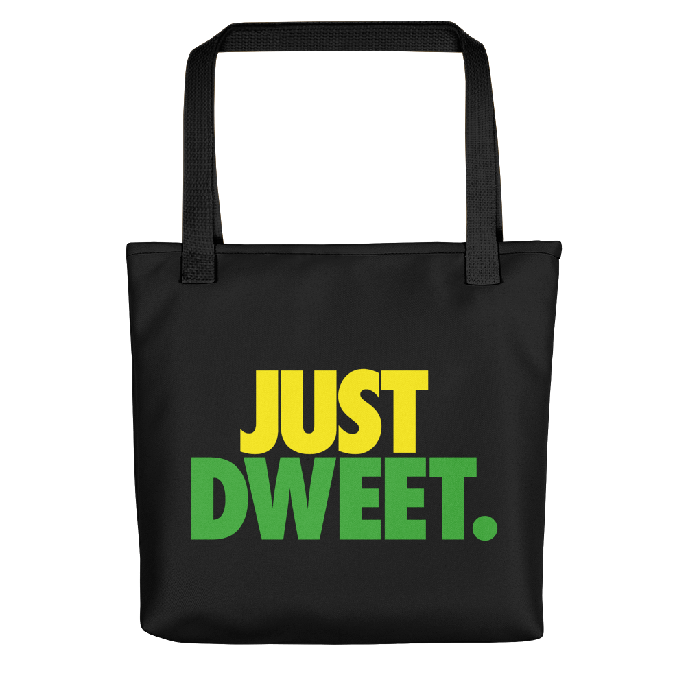 Just Dweet Tote bag