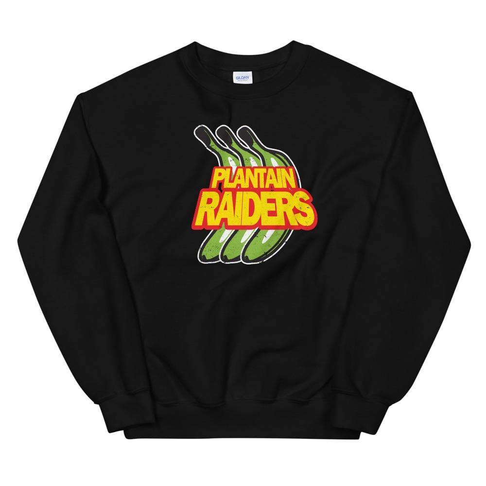 Plantain Raiders Sweatshirt