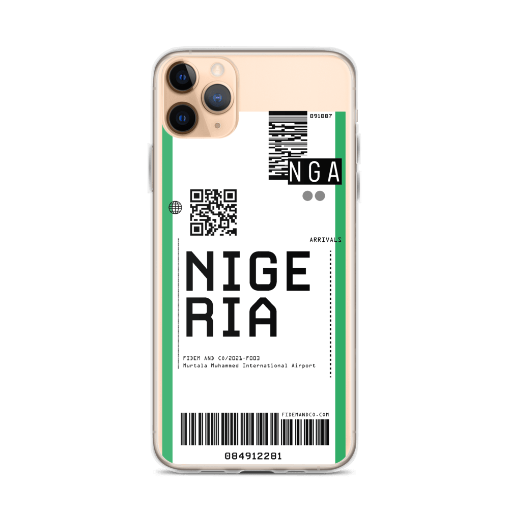 Nigeria Flight Ticket Case