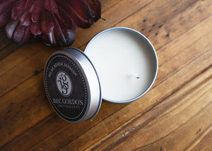 Bec Gordon Photography. Soy Candle. Gift idea.