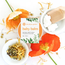 Load image into Gallery viewer, Bec Gordon Photography. Baby Balm. The Physic Garden.