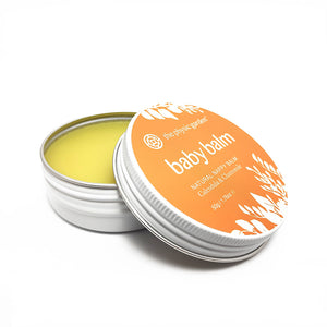 Bec Gordon Photography. Baby Balm. The Physic Garden.