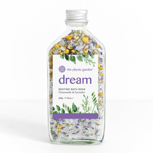 Bec Gordon Photography. Dream Bedtime Bath Soak. The Physic Garden.