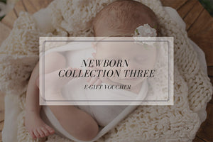 Image of Baby in basket E-Gift Voucher