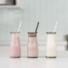 Load image into Gallery viewer, Bec Gordon Photography. Mumma Shakes. Breastfeeding. Chocolate, Strawberry & Vanilla. Milk Pantry.