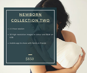 Newborn Session - Collection 2