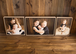 Floating Framed Canvas - Bec Gordon Photography