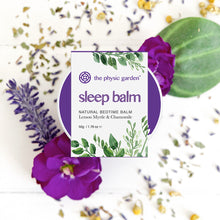 Load image into Gallery viewer, Bec Gordon Photography. Sleep Balm. The Physic Garden.