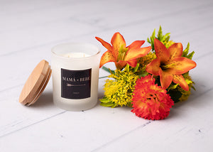 Tropical Soy Candle.