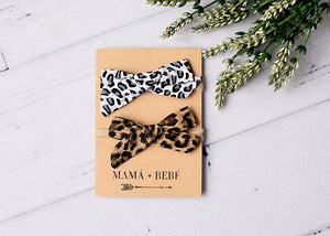 Leopard & Cheetah Headbands.