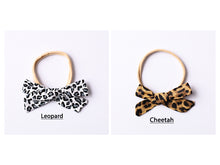 Load image into Gallery viewer, Leopard & Cheetah Headbands.