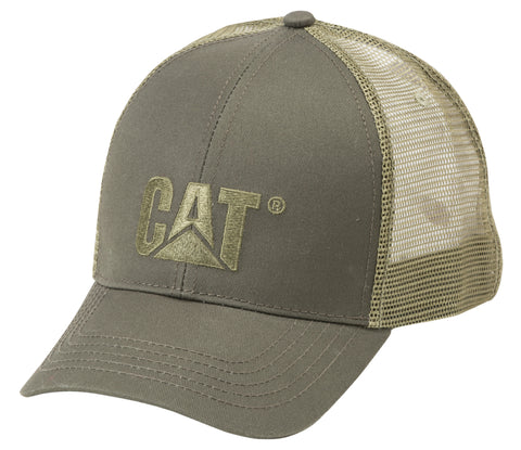 Caterpillar 17065 Kappe RAISED LOGO MESH