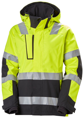 Helly Hansen 71398 W Luna Hi Vis Winter Jacket
