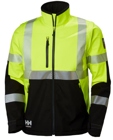 Helly Hansen 74272 Icu Softshell Jacket