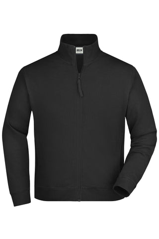 James & Nicholson JN058 Sweat Jacket