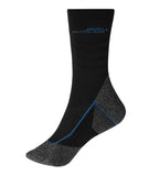 James & Nicholson JN212 Worker Socks Cool