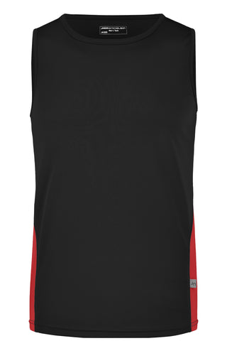 James & Nicholson JN305 Men's Running Tank