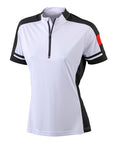 James & Nicholson JN451 Ladies' Bike-T Half Zip