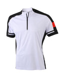 James & Nicholson JN452 Men's Bike-T Half Zip