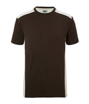 James & Nicholson JN860 Men's Workwear T-Shirt