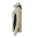 James & Nicholson JN861 Ladies' Knitted Workwear Fleece Jacket