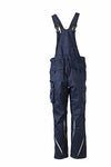 James & Nicholson JN833 Workwear Pants with Bib
