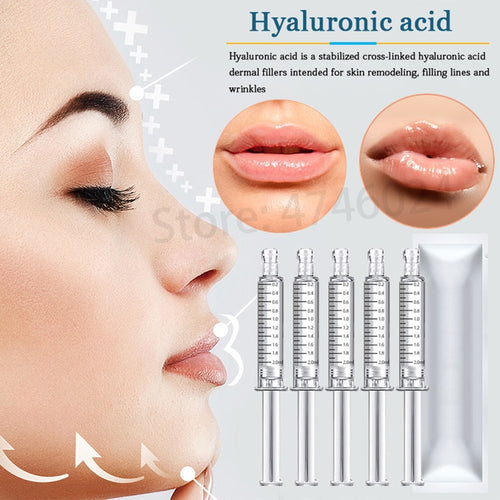 Cross-linking hyaluronic acid filler dermal
