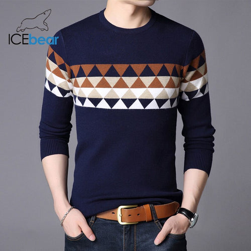 2019 Autumn New Male Sweater Casual Men's Pullover