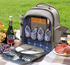 backpack picnic