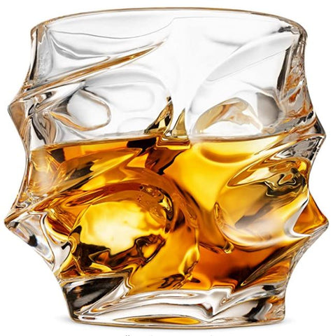 whiskey glass modern