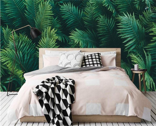 Tropical Forest Whisper Wall Mural