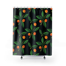 Load image into Gallery viewer, Abstract Fruits Shower Curtains