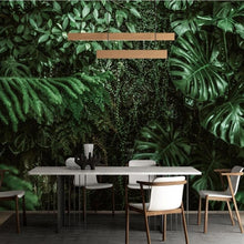 Load image into Gallery viewer, Tropical Green Scenery Mural Wallpaper (SqM)