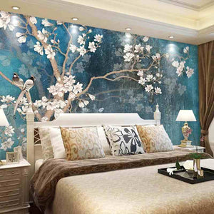 Floral Dream Mural Wallpaper (SqM)