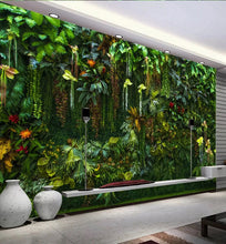 Load image into Gallery viewer, Garden Paradise Wall Mural (SqM)