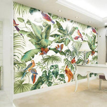 Load image into Gallery viewer, Heaven Garden Mural Wallpaper (SqM)
