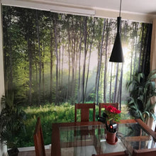Load image into Gallery viewer, Silent Forest Wall Mural (SqM)