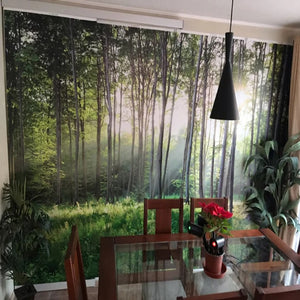 Silent Forest Wall Mural (SqM)