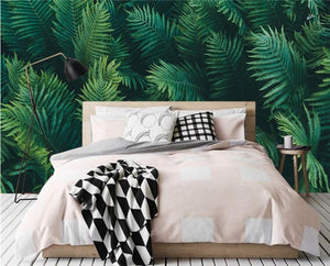 Tropical Forest Whisper Wall Mural (SqM)