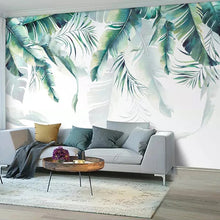 Load image into Gallery viewer, Under the Palms Mural Wallpaper (SqM)
