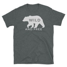Load image into Gallery viewer, Wild and Free T-Shirt