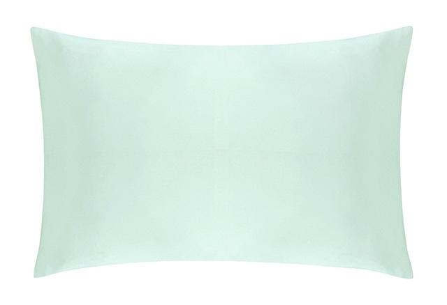 Aqua Luxury Mulberry Silk Pillowcase