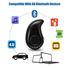 Load image into Gallery viewer, Mini Wireless Bluetooth Earphone