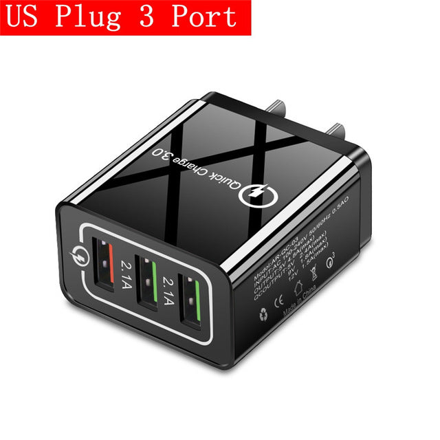 3.0 Fast USB Charger