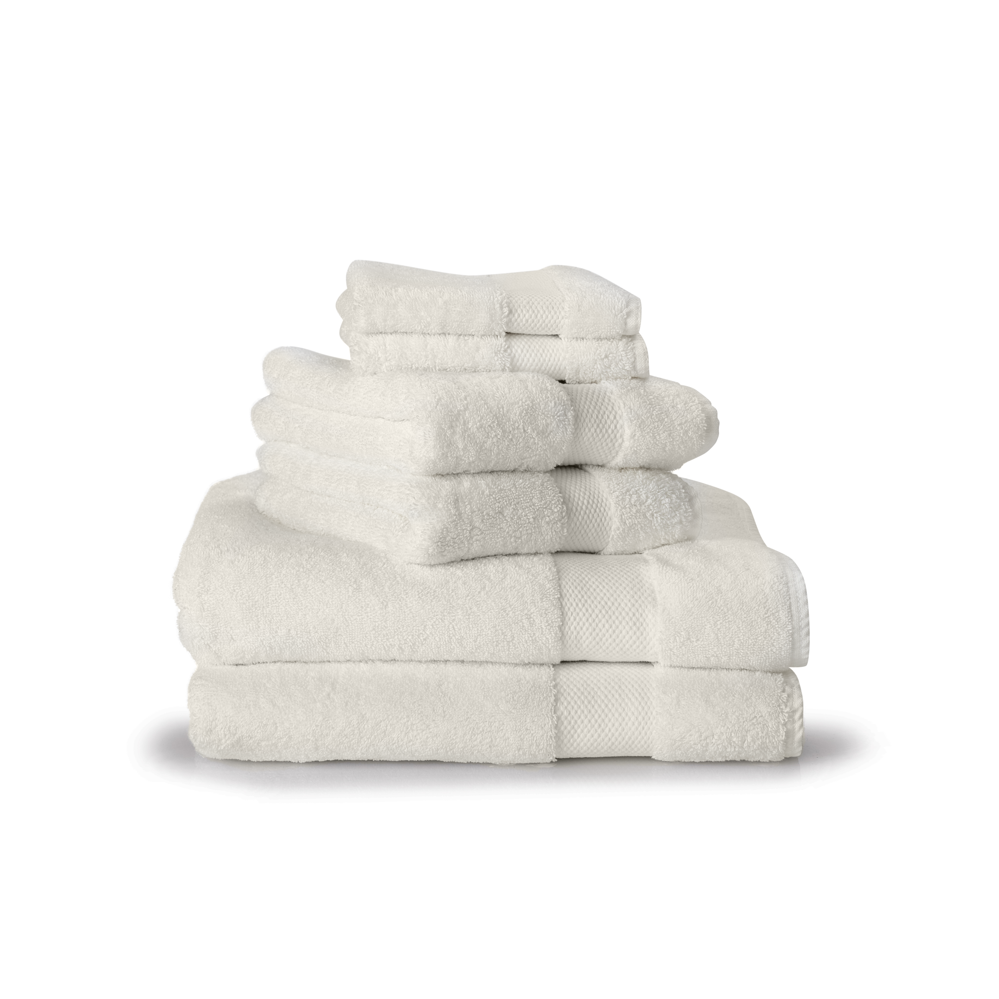 Plush Bath Towel Sets