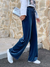 Velvet Casual Pants